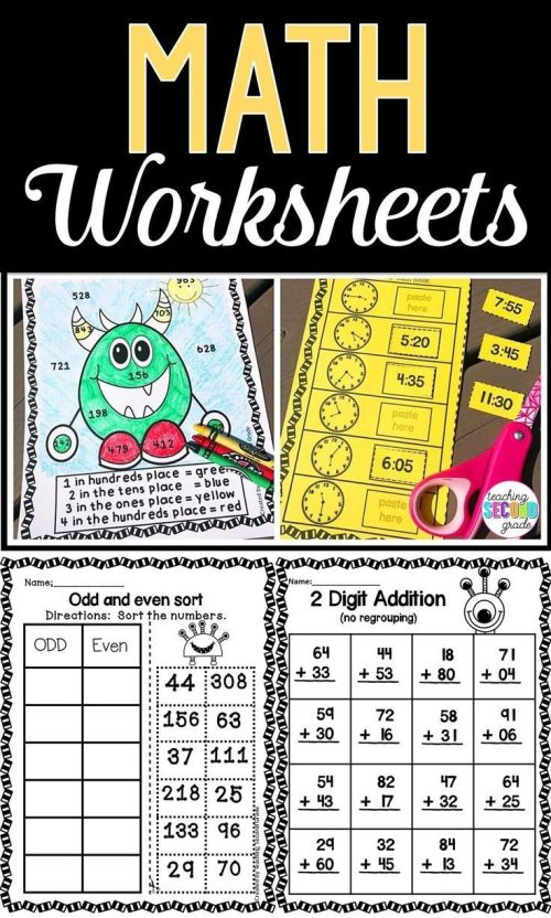 small resolution of Math Worksheets   Doubles Addition