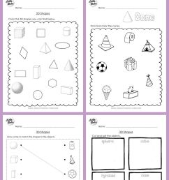 Download 3d Or Solid Shapes Worksheets And Activities On Cube on Best  Worksheets Collection 9300 [ 2137 x 1200 Pixel ]