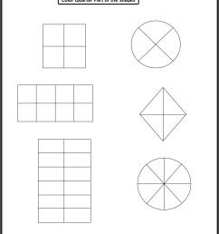 Geometric Shapes Worksheet 1st Grade   Printable Worksheets and Activities  for Teachers [ 3174 x 2350 Pixel ]