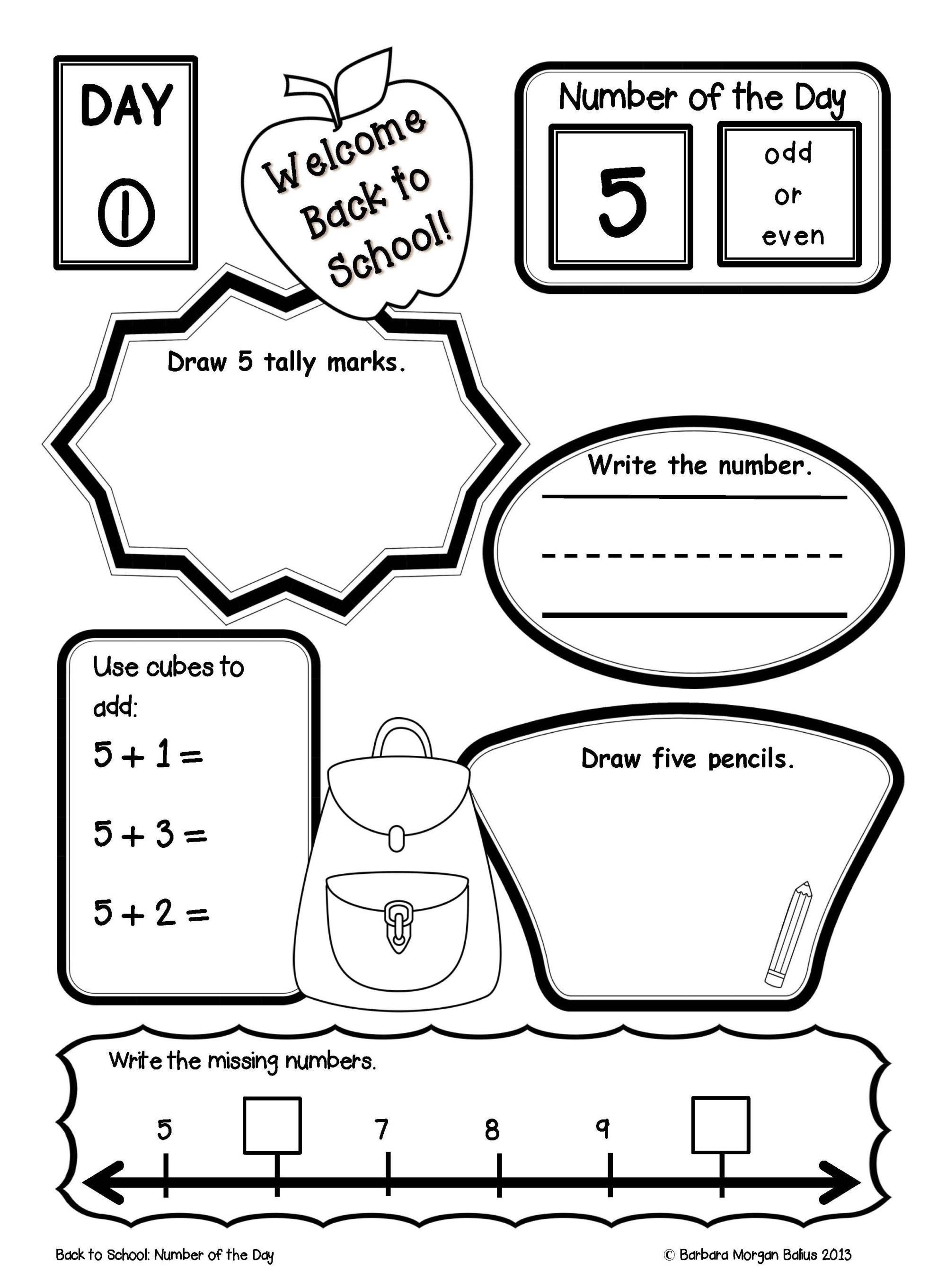 hight resolution of Morning Work Place Value Worksheets First Grade Math Number Of The on Best  Worksheets Collection 3051