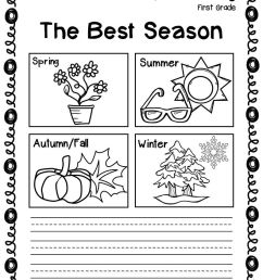 First Grade Opinion Writing Prompts/worksheets   Teaching   Opinion on Best  Worksheets Collection 7835 [ 1096 x 794 Pixel ]