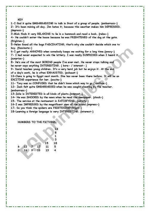 small resolution of 8 Best Ing Worksheets images on Best Worksheets Collection