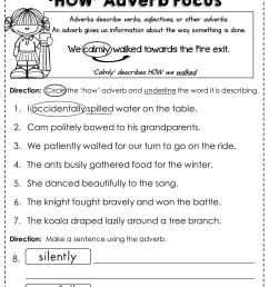 8 Best 4th Grade English Worksheets Adjectives images on Best Worksheets  Collection [ 2000 x 1500 Pixel ]