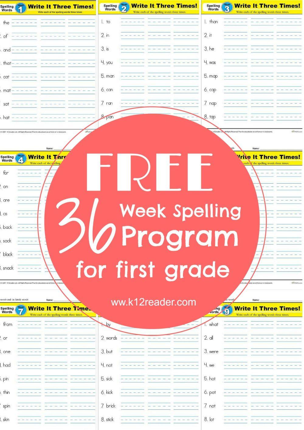 medium resolution of 13 Best 1st Grade Spelling Worksheets Printable images on Best Worksheets  Collection