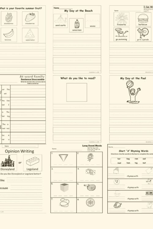 small resolution of 17 Best Long Worksheets images on Best Worksheets Collection