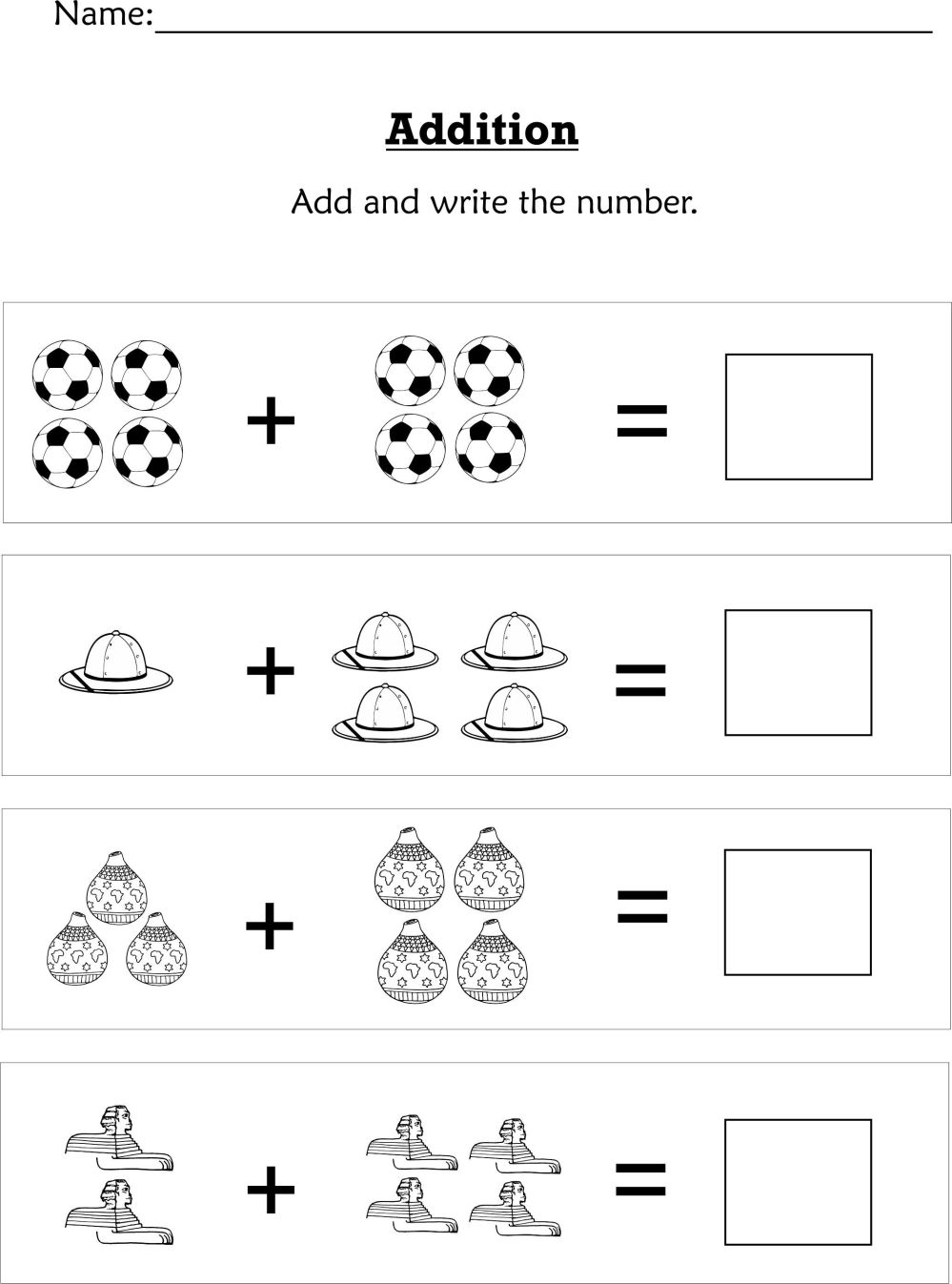 medium resolution of Mathematics Pre-k-k Pack   Homeschool   Pre K Math Worksheets