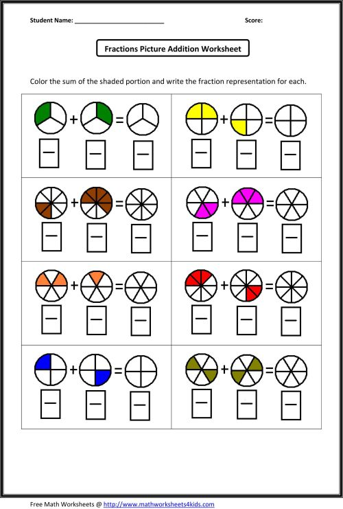 small resolution of 13 Best Adding Fractions Worksheets images on Best Worksheets Collection