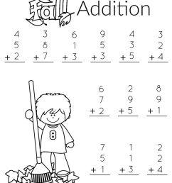 20 Best Kindergarten Math Worksheets Adding images on Best Worksheets  Collection [ 1280 x 1024 Pixel ]