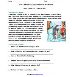 11 Best Reading Comprehension Worksheets Grade 5 images on Best Worksheets  Collection [ 2200 x 1700 Pixel ]