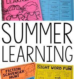 Summer Packet For 1st Graders {worksheets [ 1440 x 720 Pixel ]