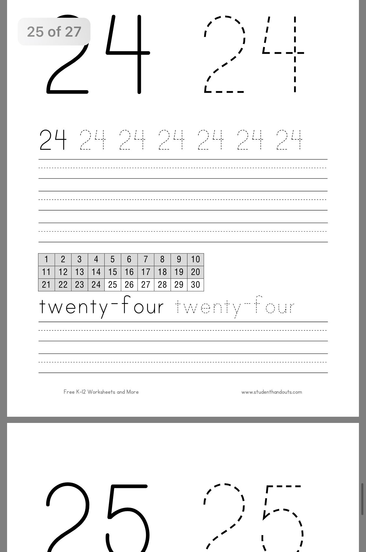16 Best 11 Number Writing Worksheets Images On Best