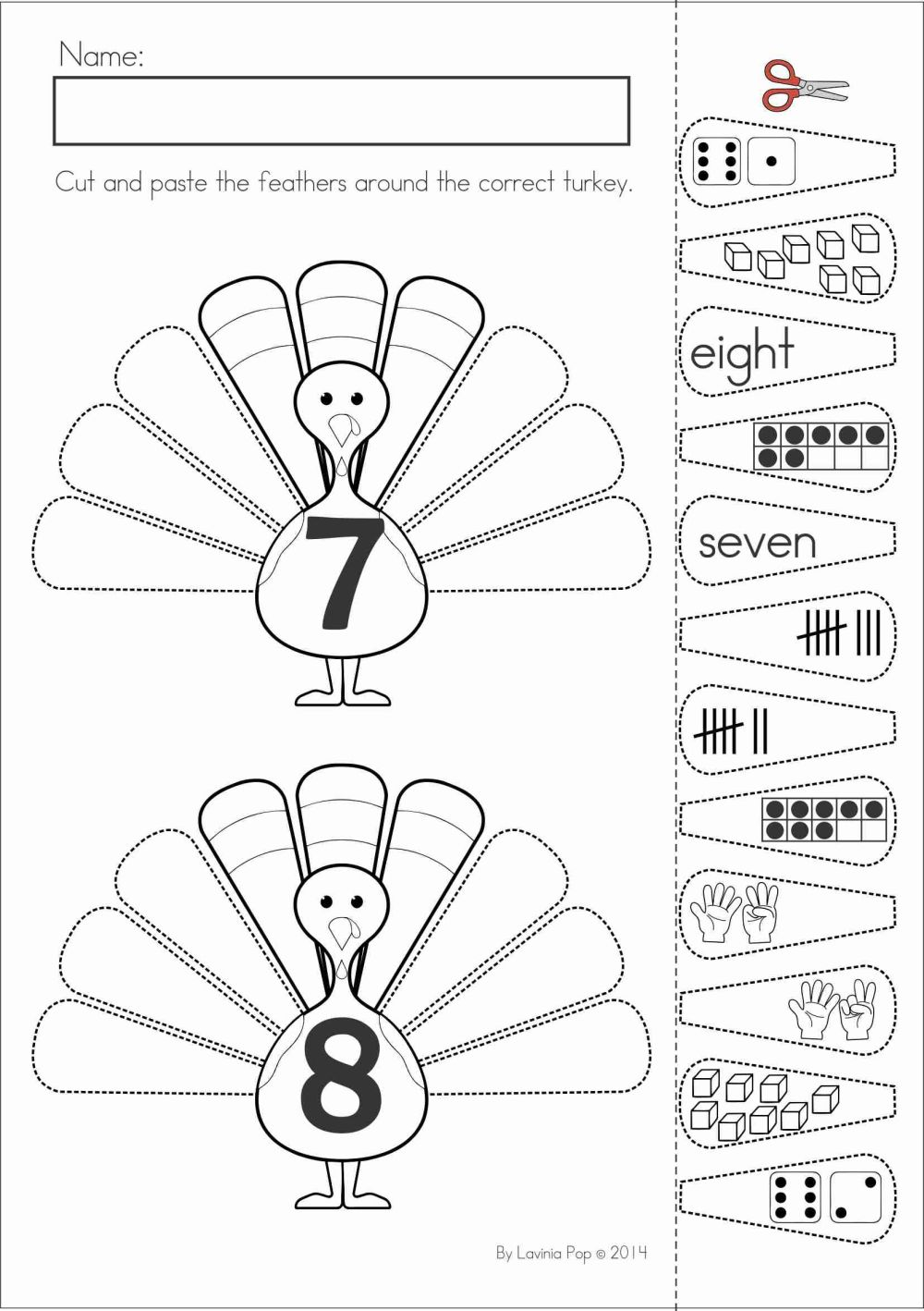 medium resolution of 9 Best Thanksgiving Worksheets images on Best Worksheets Collection