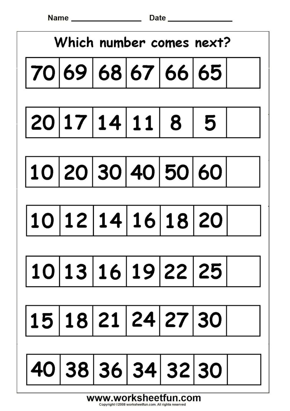 medium resolution of 20 Best 5s Addition Worksheets For 1st Graders images on Best Worksheets  Collection