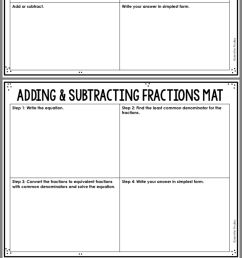 20 Best Addition And Subtraction Fraction Worksheets images on Best  Worksheets Collection [ 1822 x 1536 Pixel ]