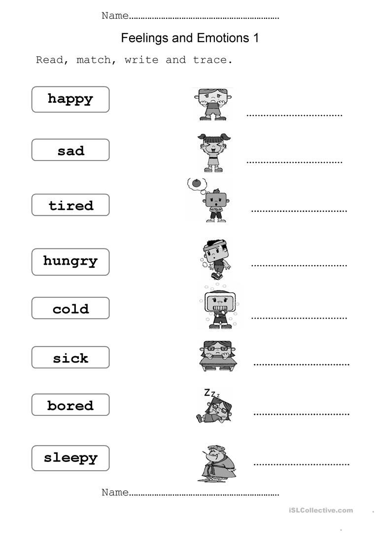 hight resolution of 218 Free Esl Adjectives To Describe Feelings Mood Tone Worksheets on Best  Worksheets Collection 2803