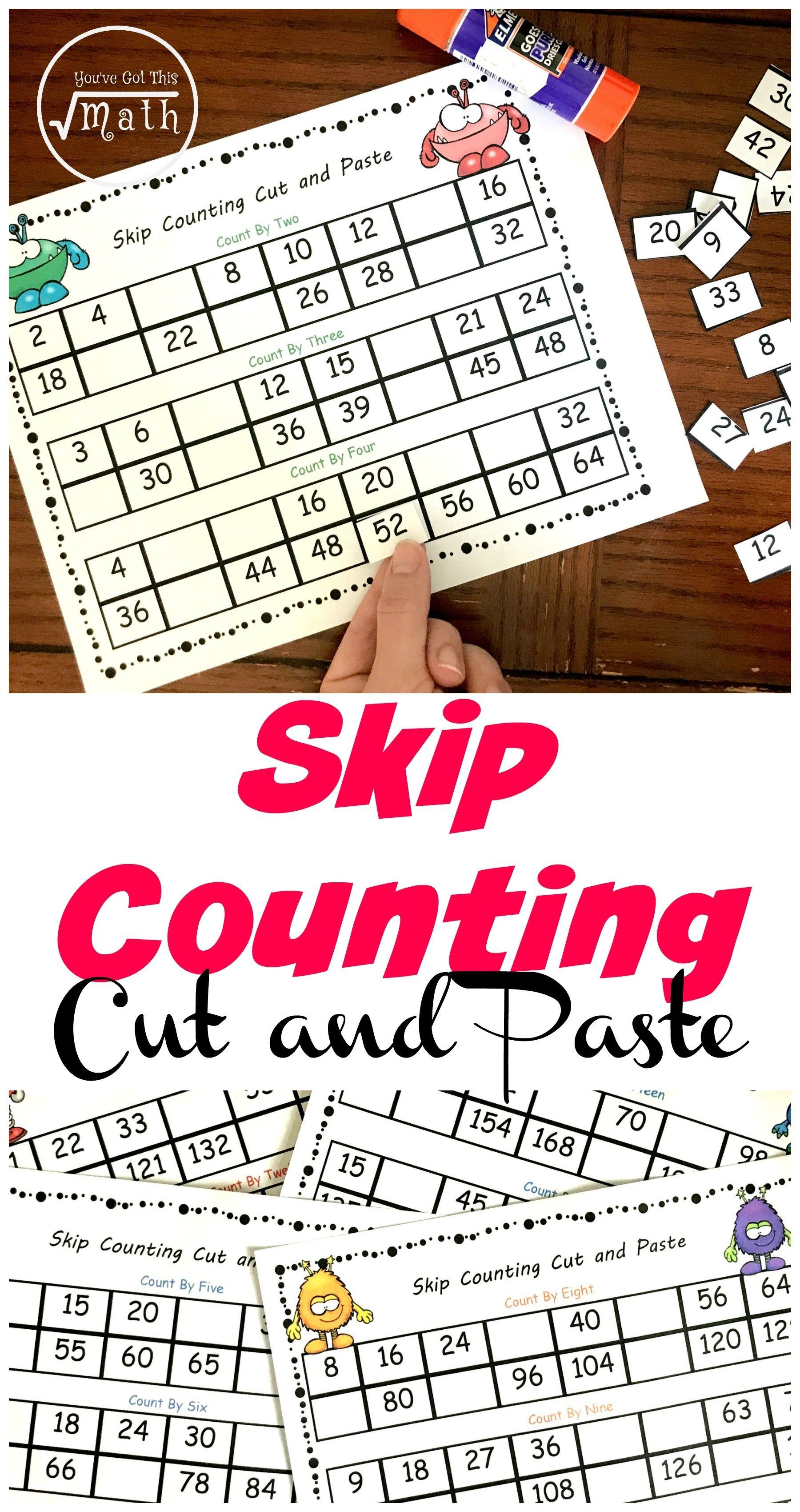 14 Best Counting Worksheets 5 10 Images On Best Worksheets