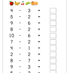 Back To School Cut \u0026 Match Worksheets   Numbers 1-5   Math on Best  Worksheets Collection 2230 [ 1272 x 900 Pixel ]