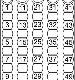 Missing Numbers 1-50 – 4 Worksheets / Worksheets   2nd Grade on Best  Worksheets Collection 707 [ 1955 x 1324 Pixel ]
