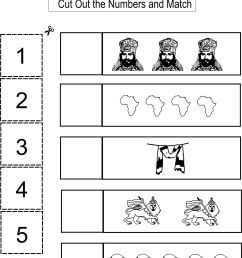 Subtraction Cut And Paste Worksheets   Printable Worksheets and Activities  for Teachers [ 2770 x 2135 Pixel ]