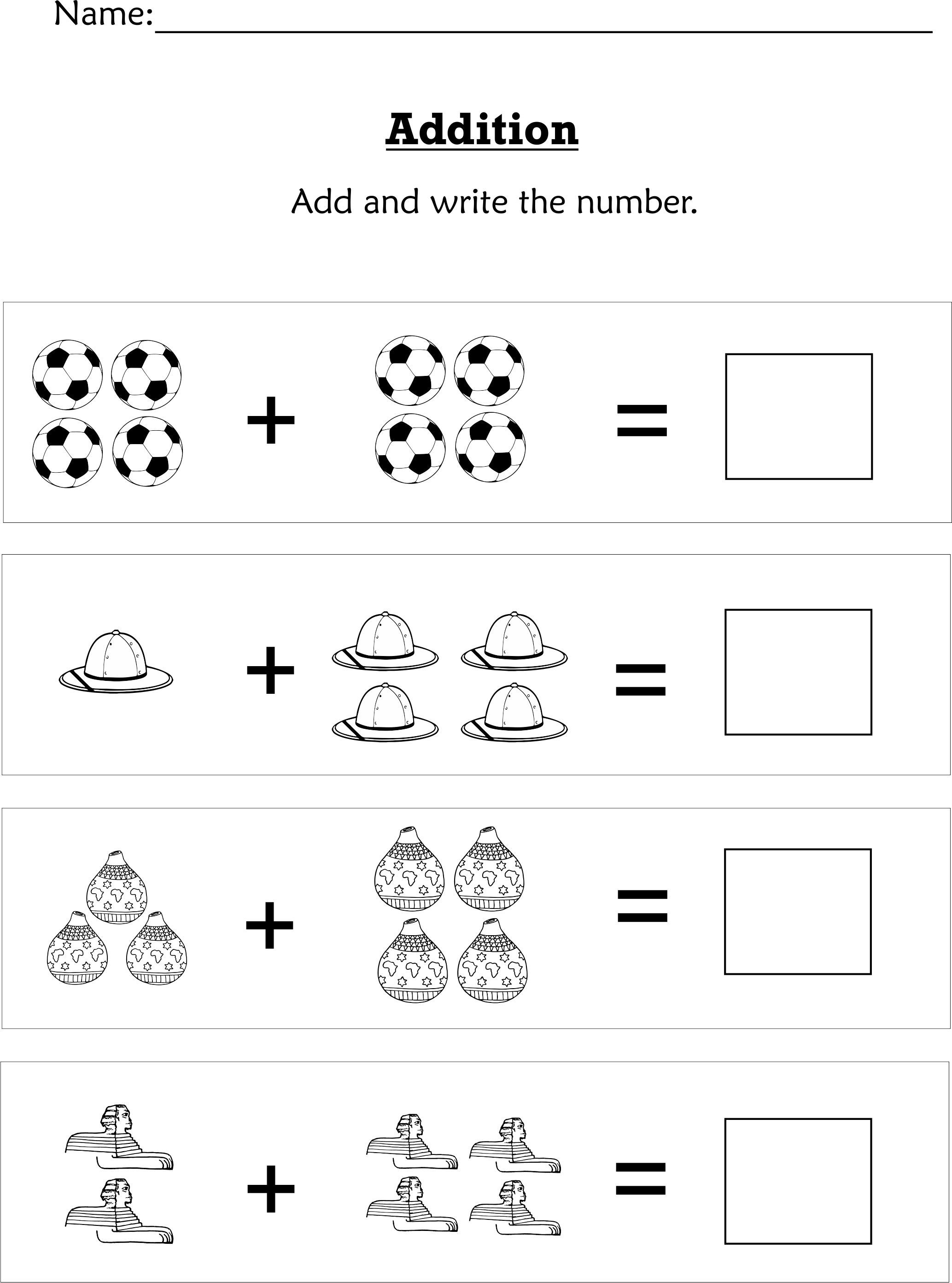 18 Best Math Worksheets Counting Objects Images On Best