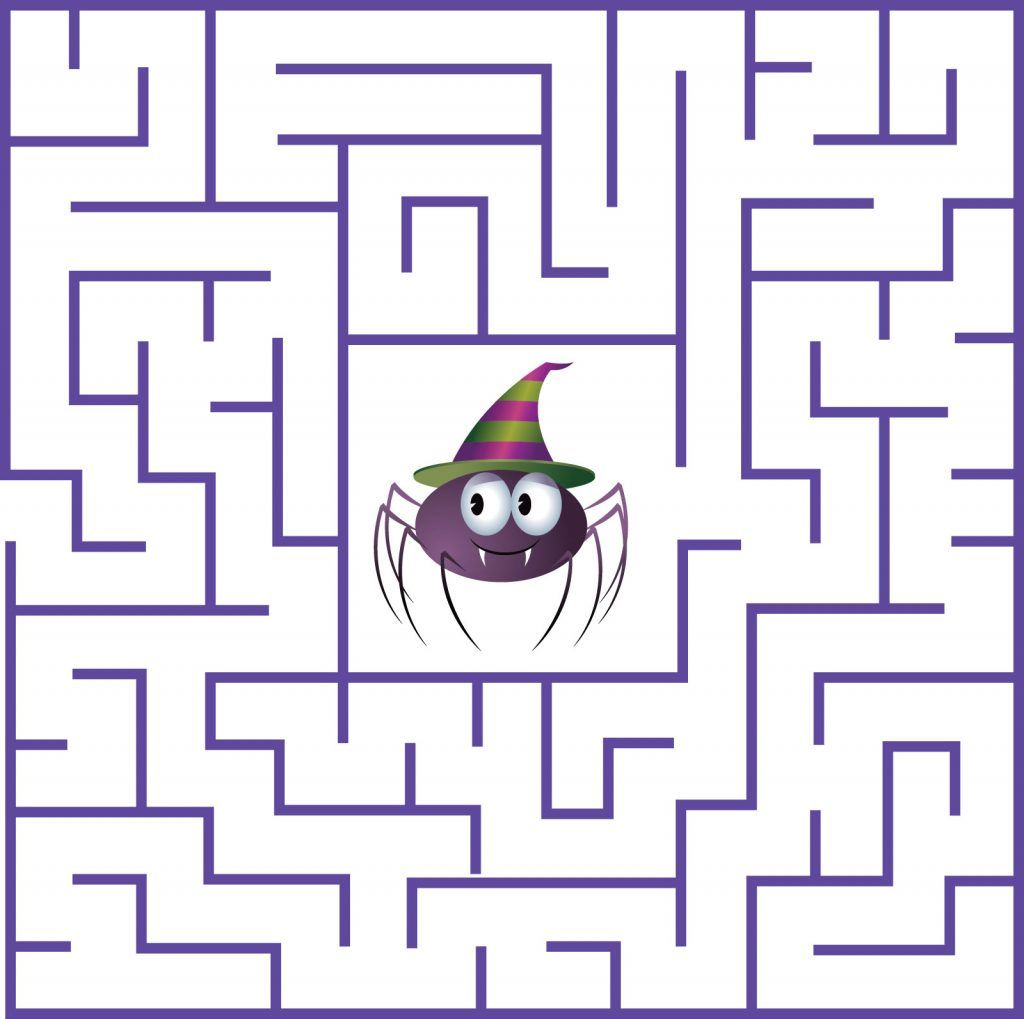 4 Best Fun Maze Worksheets 2nd Grade Images On Best