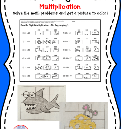 Multiplication Worksheet Grids Box   Printable Worksheets and Activities  for Teachers [ 1728 x 1152 Pixel ]