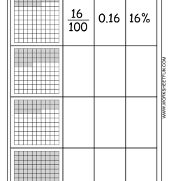 Decimal Place Value Worksheets 4th Grade   Education on Best Worksheets  Collection 9250 [ 1600 x 1154 Pixel ]