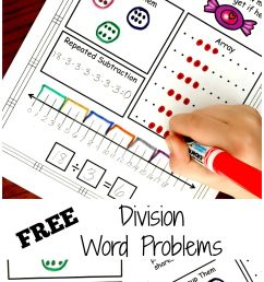 Division Problem Solving With Five Ways To Solvefree Worksheets on Best  Worksheets Collection 4944 [ 3250 x 2259 Pixel ]