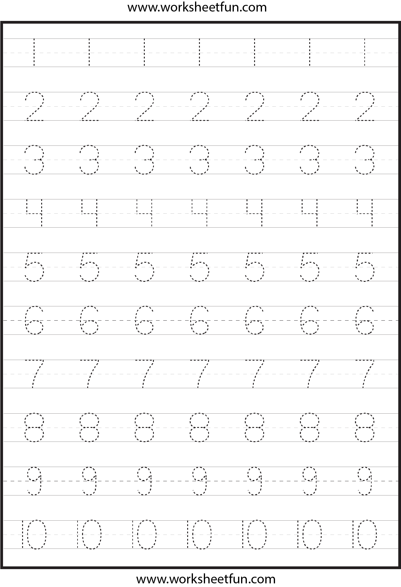 French Worksheets