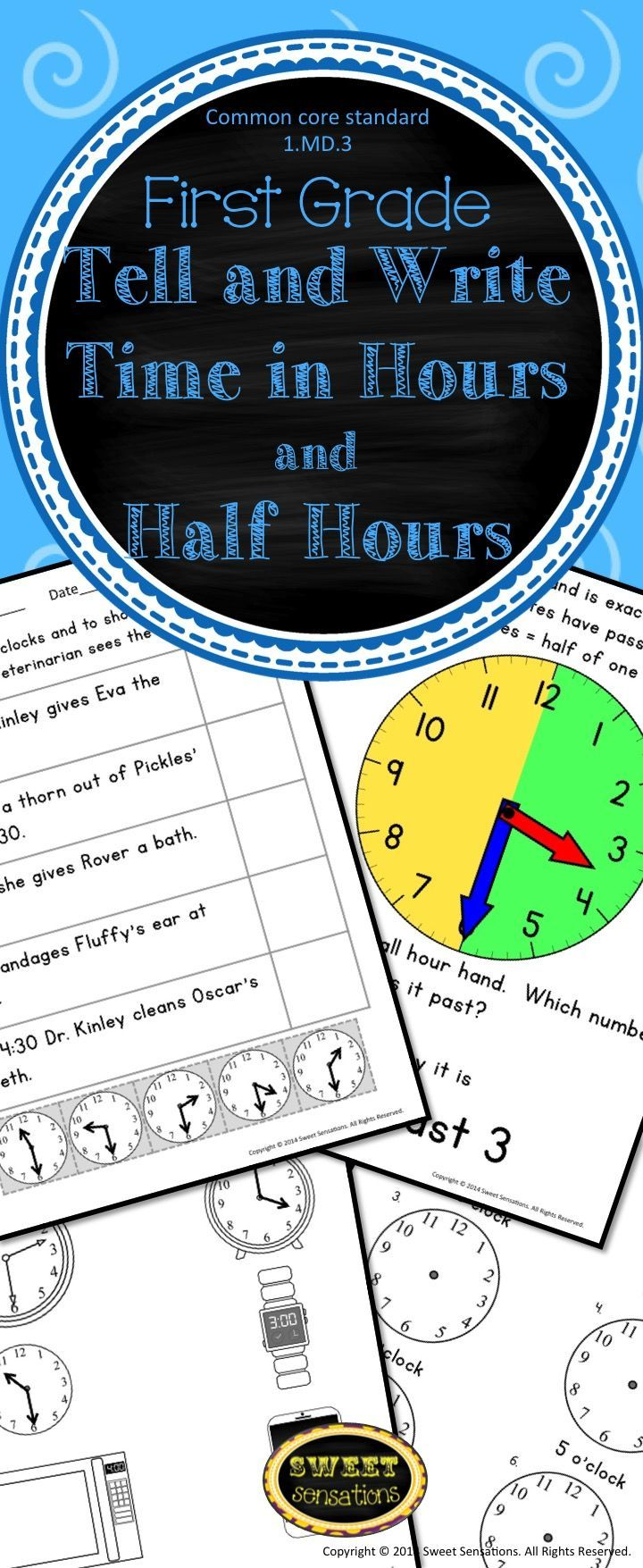 hight resolution of 61 Worksheets For Teaching The First Grade Math Concept Of Time on Best  Worksheets Collection 2021