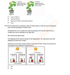 2 Grade Science Water Worksheet   Printable Worksheets and Activities for  Teachers [ 3509 x 2481 Pixel ]