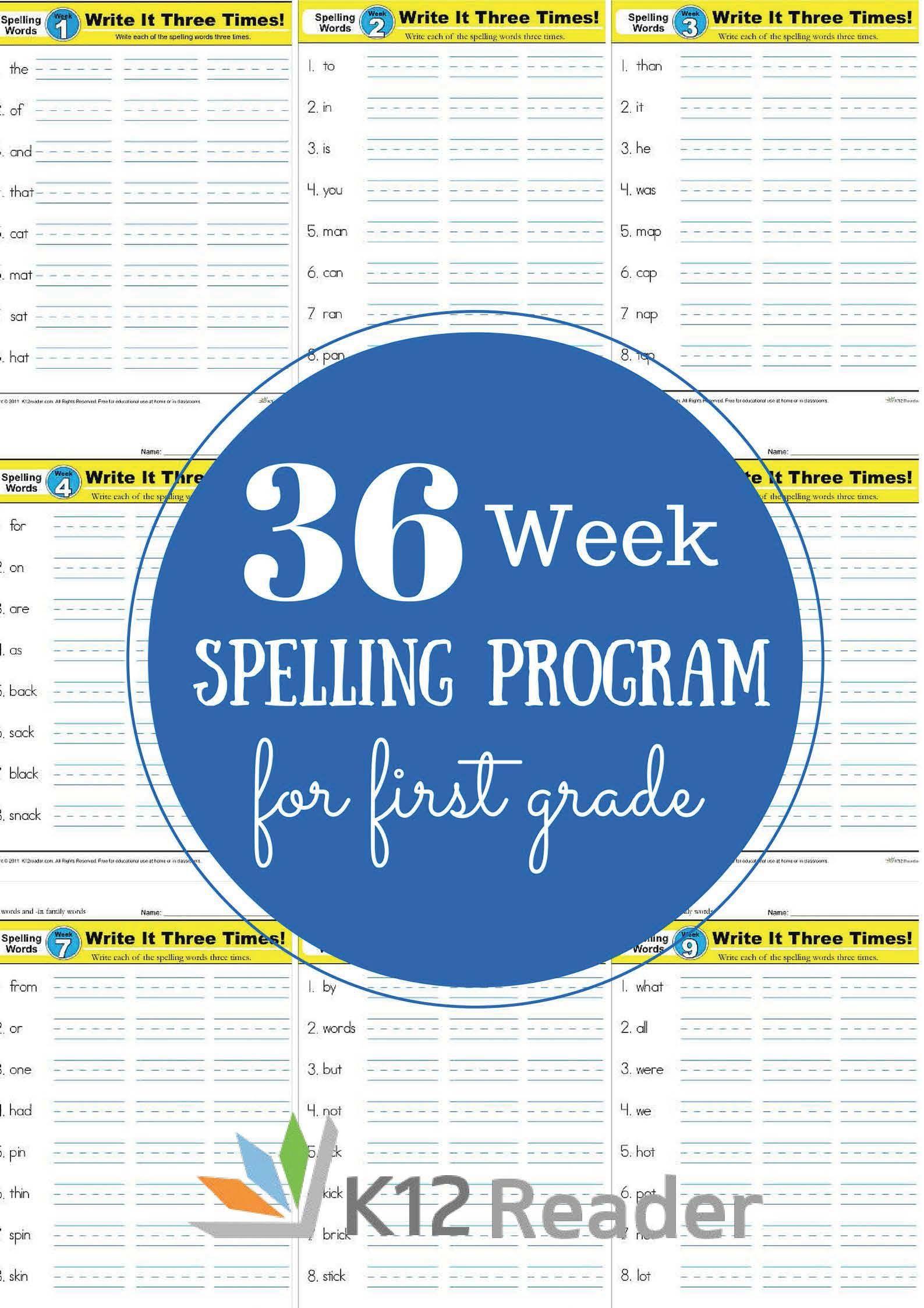 16 Best Spelling Words Worksheets Grade 2 Images On Best