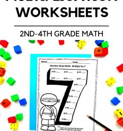 Multiplication Worksheets   Math   Math Multiplication Worksheets on Best  Worksheets Collection 6494 [ 1104 x 736 Pixel ]