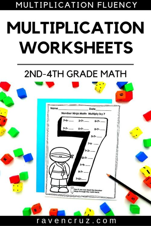 small resolution of Multiplication Worksheets   Math   Math Multiplication Worksheets on Best  Worksheets Collection 6494