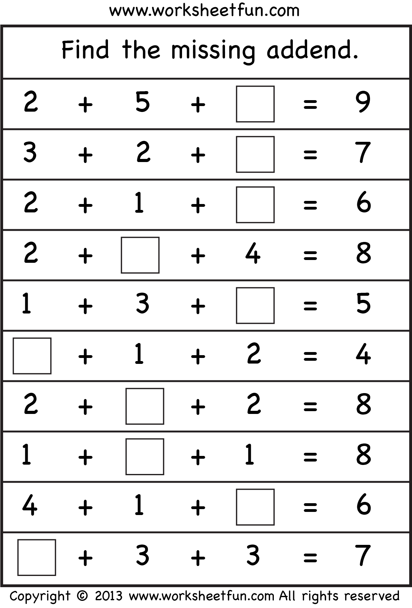 16 Best To Print Multiplication Worksheets 7s Images On