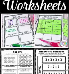 9 Best Division Using Arrays Worksheets images on Best Worksheets Collection [ 1226 x 736 Pixel ]