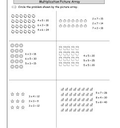 16 Photos Of Multiplication Arrays Worksheets Grade 3   School Board on  Best Worksheets Collection 2244 [ 1584 x 1224 Pixel ]