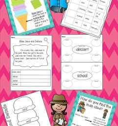 4th Grade Main Idea Worksheets   Chin on Best Worksheets Collection 8737 [ 1248 x 720 Pixel ]