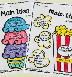 6 Best Main Idea And Details Worksheets Grade 5 images on Best Worksheets  Collection [ 2504 x 3024 Pixel ]