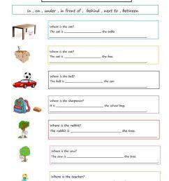 Prepositions Worksheet - Free Esl Printable Worksheets Made on Best  Worksheets Collection 5486 [ 1079 x 763 Pixel ]