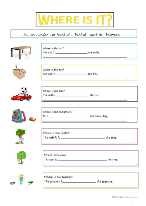 small resolution of Prepositions Worksheet - Free Esl Printable Worksheets Made on Best  Worksheets Collection 5486