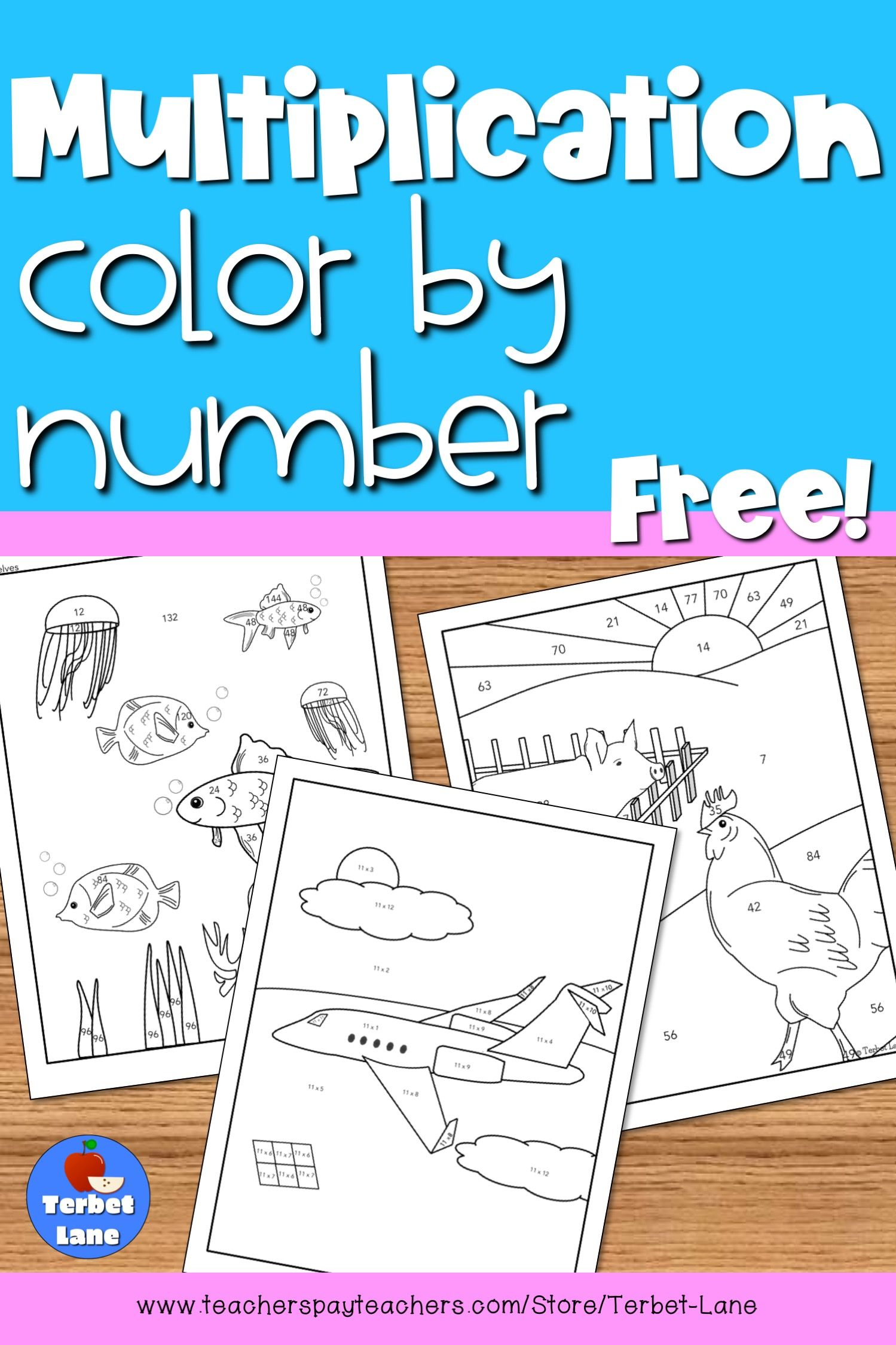 21 Best Fun Multiplication Worksheets Printable Images On