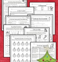 13 Best Holiday Math Worksheets 4th Grade images on Best Worksheets  Collection [ 5997 x 2998 Pixel ]