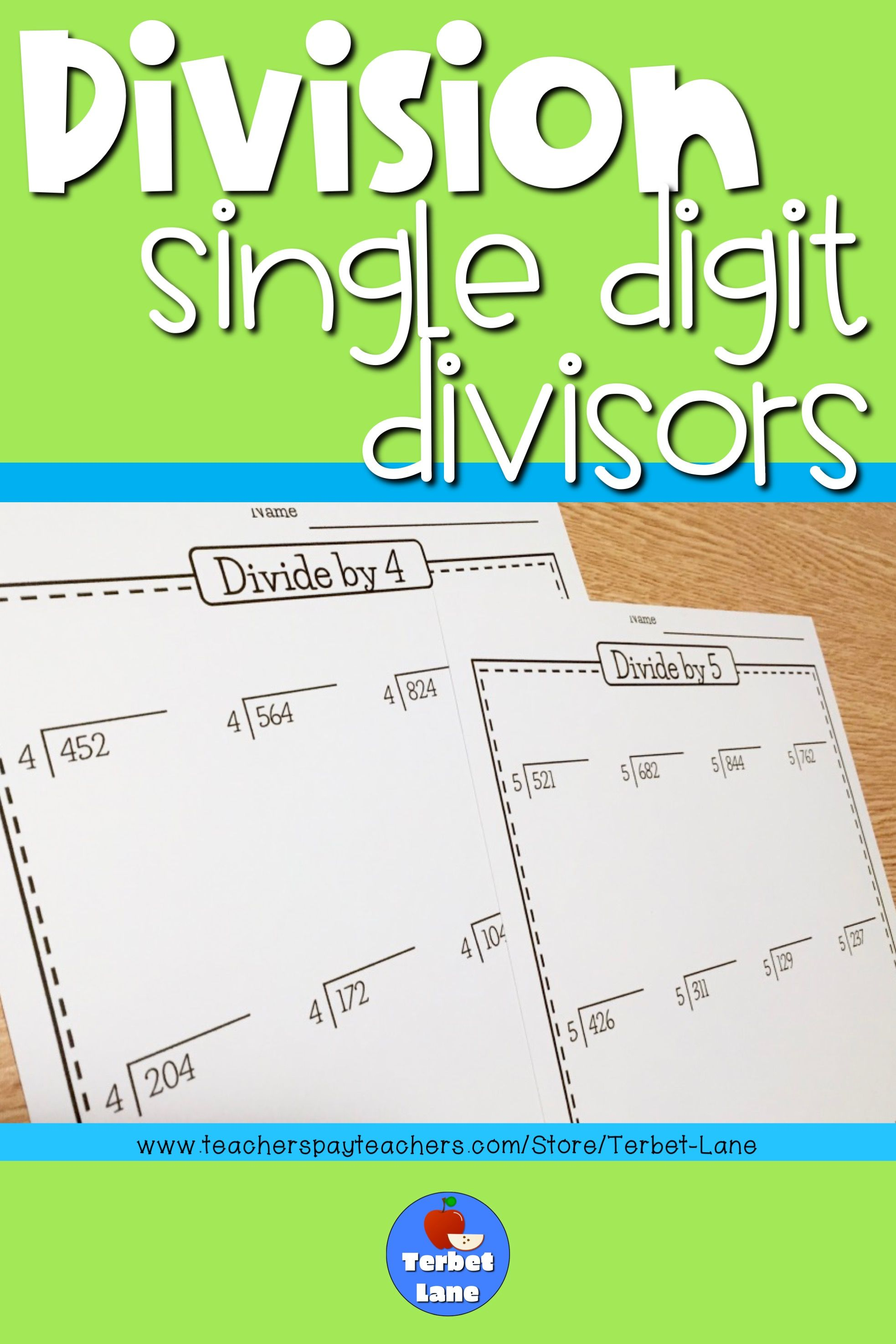 12 Best 3rd Grade Division Worksheets With Answer Key