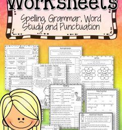 8 Best Printable English Worksheets Grade 2 images on Best Worksheets  Collection [ 1681 x 720 Pixel ]