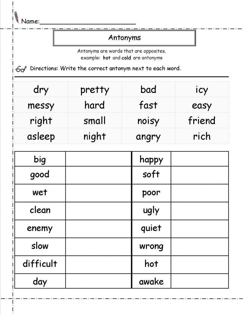 medium resolution of 8 Best Printable English Worksheets Grade 2 images on Best Worksheets  Collection
