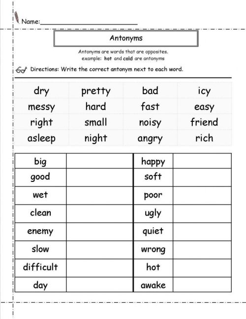 small resolution of 8 Best Printable English Worksheets Grade 2 images on Best Worksheets  Collection