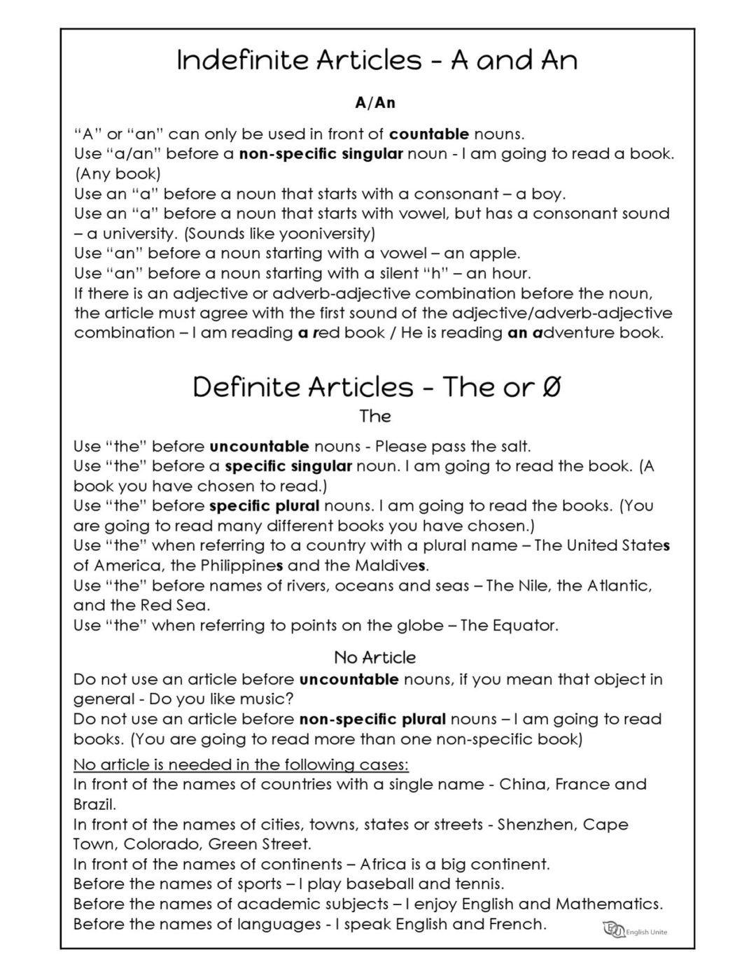 Pin By Kalpana On 3rd Grade English Grammar Worksheets On
