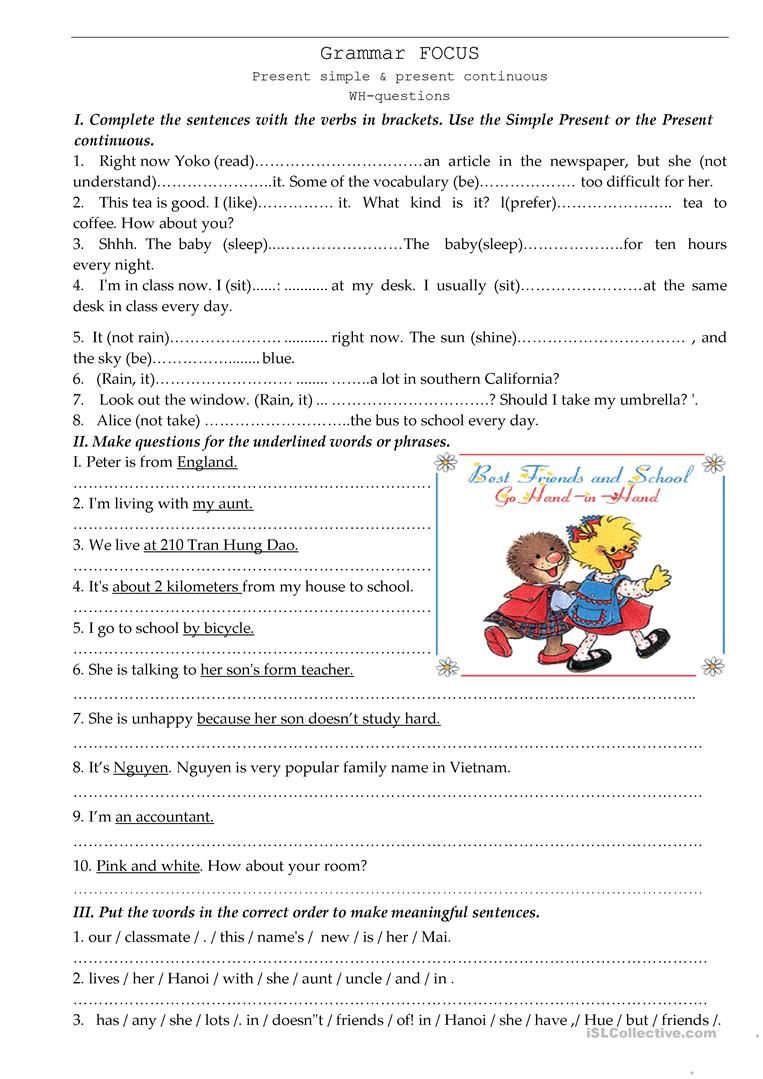 medium resolution of 9 Best English Grammar Worksheets Parts Of Speech images on Best Worksheets  Collection