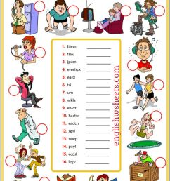 11 Best Action Verbs Worksheets images on Best Worksheets Collection [ 1616 x 1080 Pixel ]